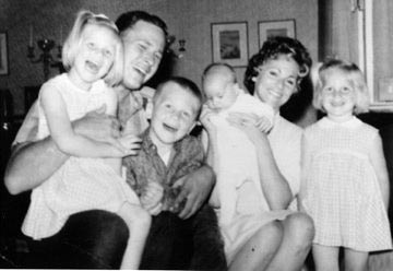 The Bob and Ann Nauheim family